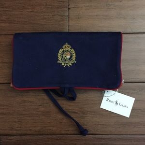 Ralph Lauren toiletry bag